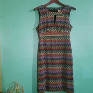 Beautiful Multi -color Emma & Michele Dress